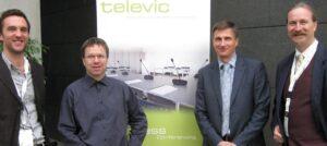 PCS GmbH Geschäftsführer Dirk Neumann und Jörg Peschka.