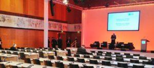 Betreuung von Simultanevents, Konferenzen und Veranstaltungen.