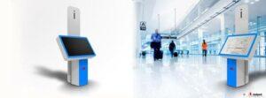Digital Signage Gehjäuse von Audipack
