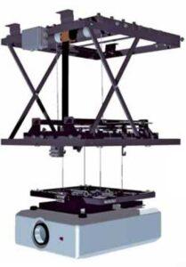 Audipack Kombinationslift