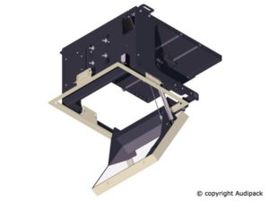 Audipack Mirror Kit