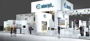 Adam Hall Logo