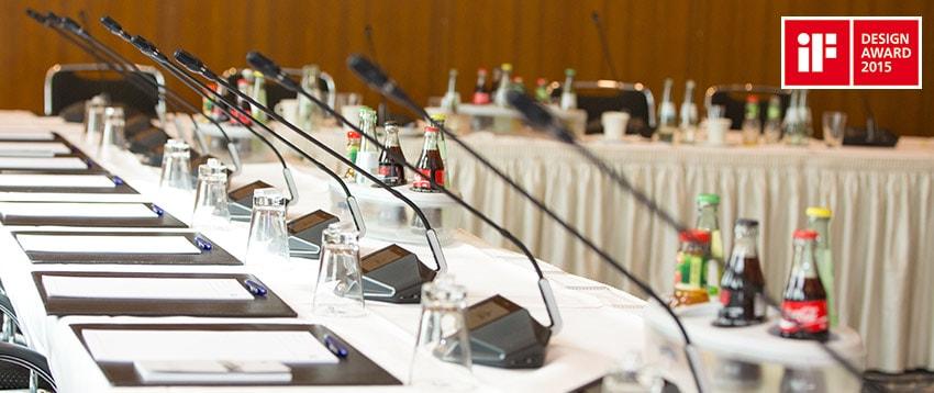 Sprechstellen mieten Lindau - bei PCS Konferenztechnik