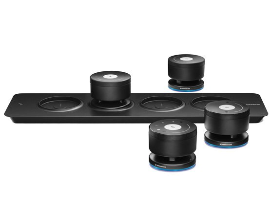 Sennheiser TeamConnect CashBack: TeamConnect Wireless Tray