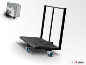 Audipack Transportwagen für Dolmetscherkabinen