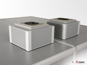 Audipack Ventilationssystem für Dolmetscherkabinen