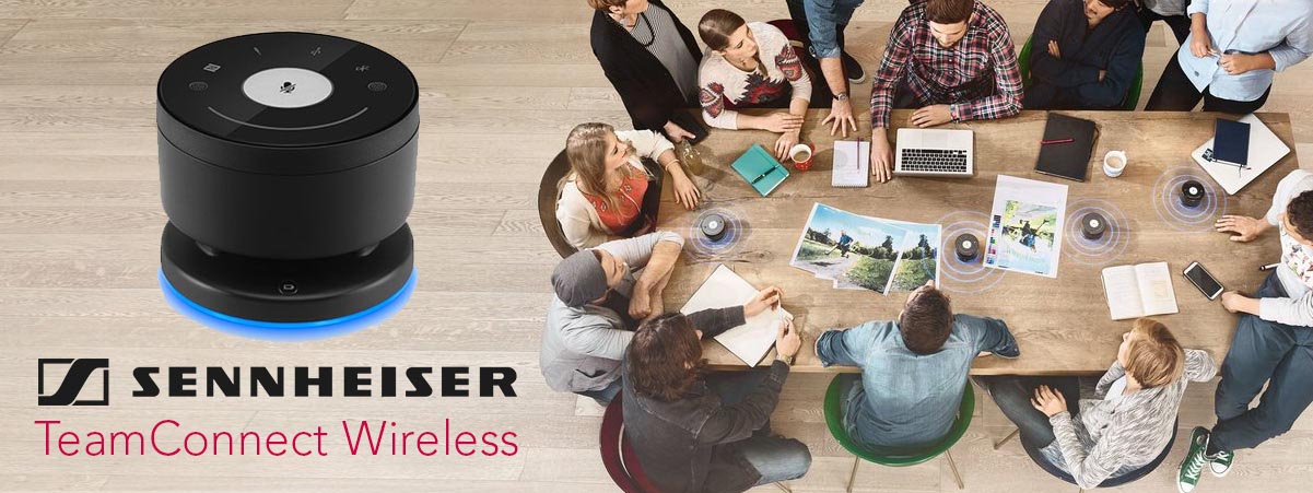 Sennheiser TeamConnect Wireless
