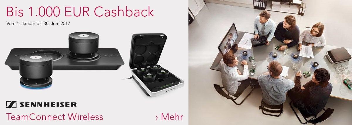 TeamConnect Cashback