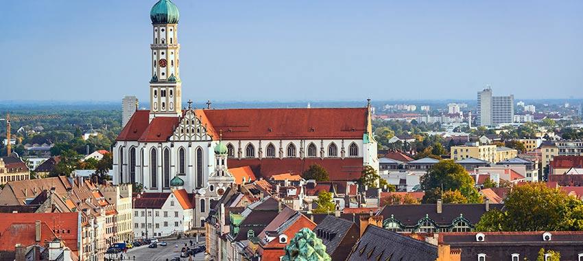 Führungsanlage mieten Augsburg