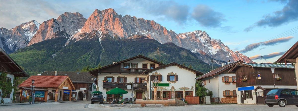 Personenführungsanlagen mieten Garmisch-Partenkirchen