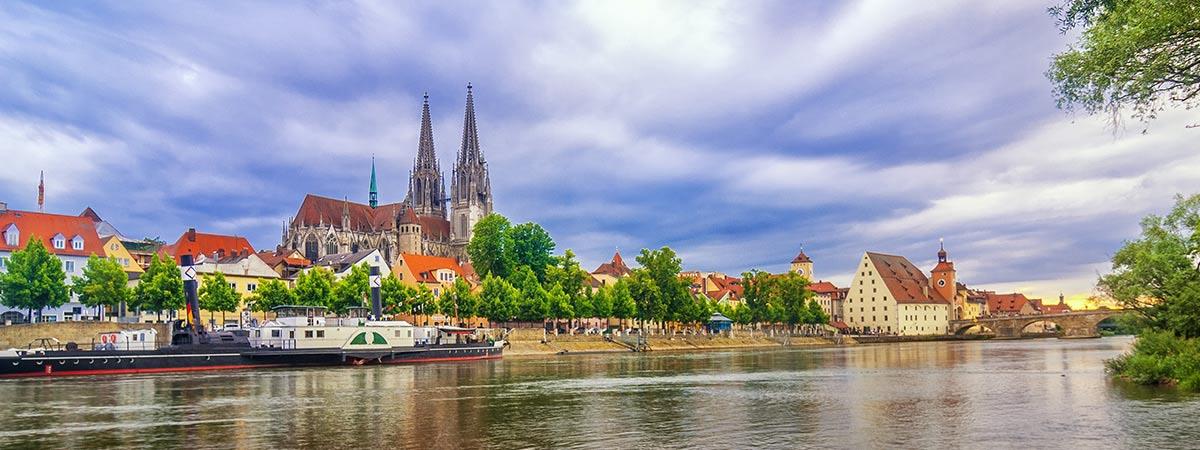 Konferenztechnik mieten Regensburg