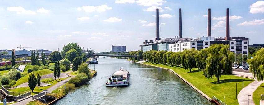 Führungsanlage mieten Wolfsburg