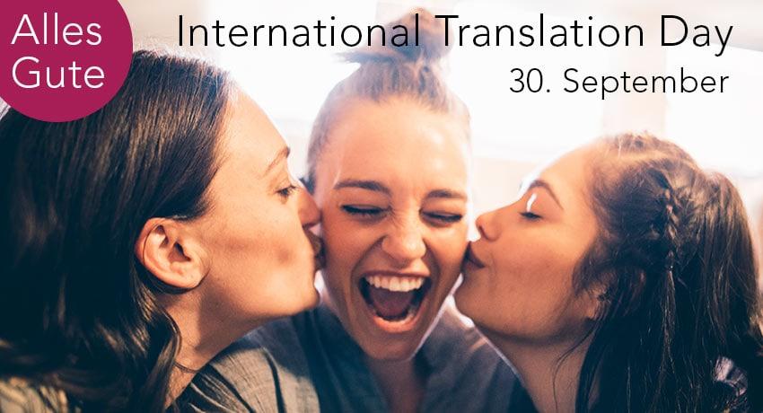 Hieronymustag, International Translation Day