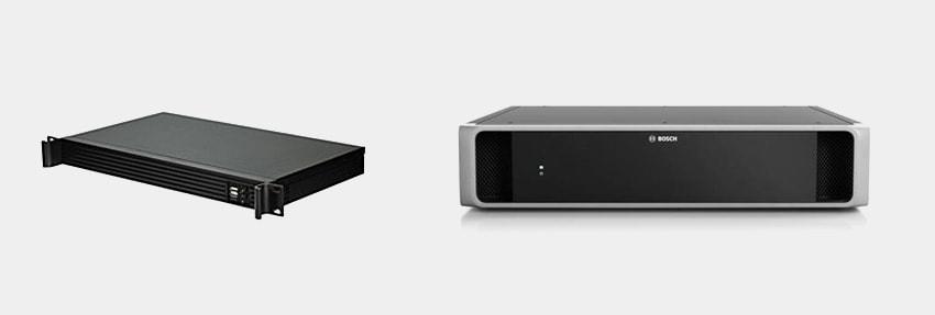 Bosch Dicentis Audio Powering Switch (APS) und Windows-Server