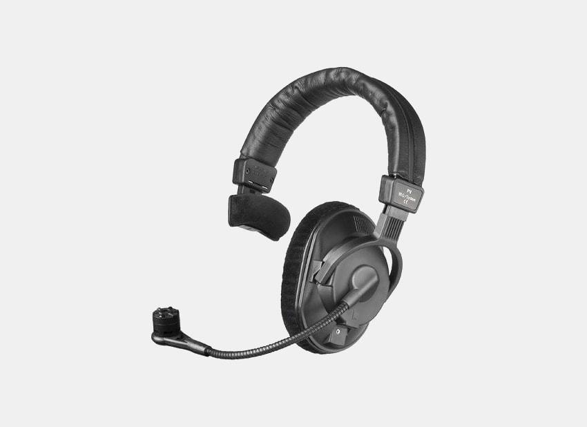 DT 287 UNITE 80 Ohm, Headset
