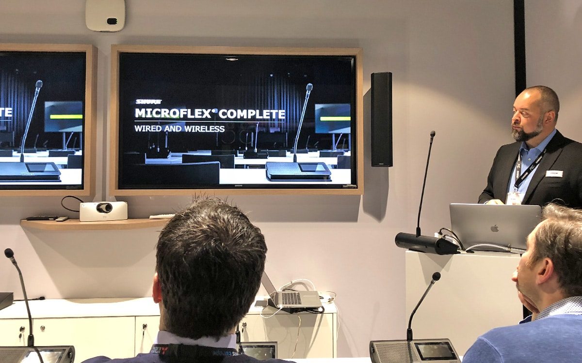 Shure Microflex Complete Conferencing System