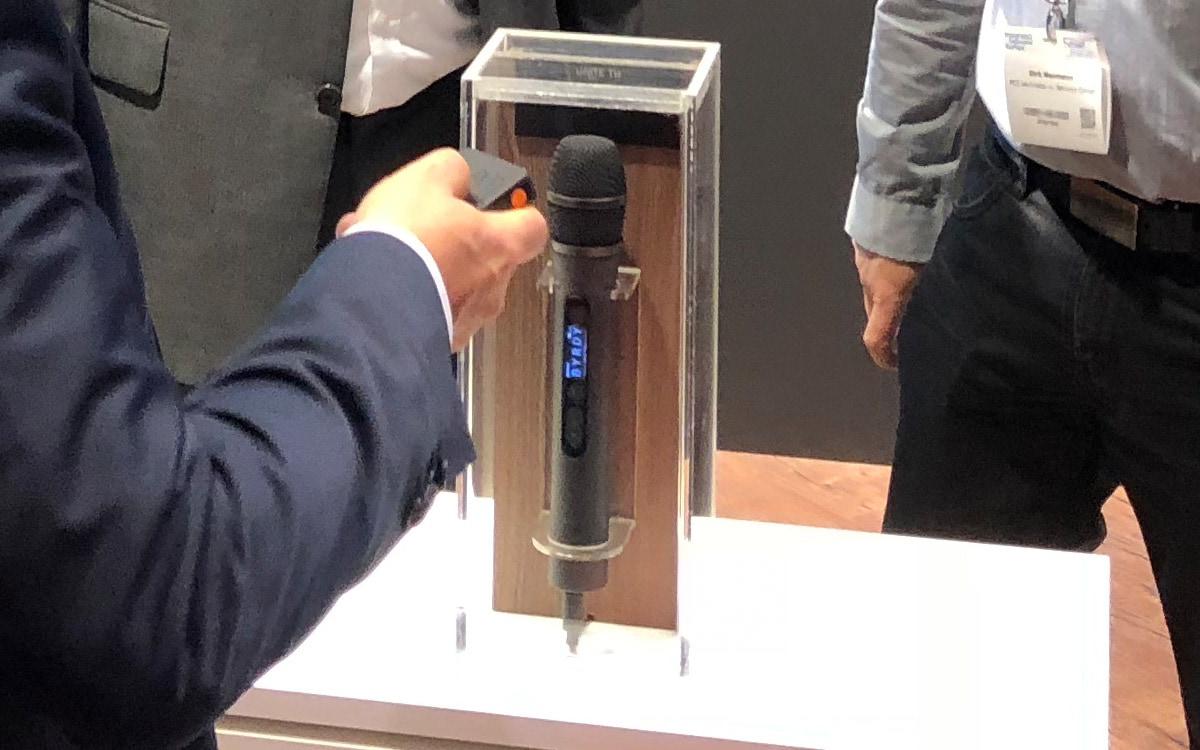 UNITE Mikrofon von Beyerdynamic