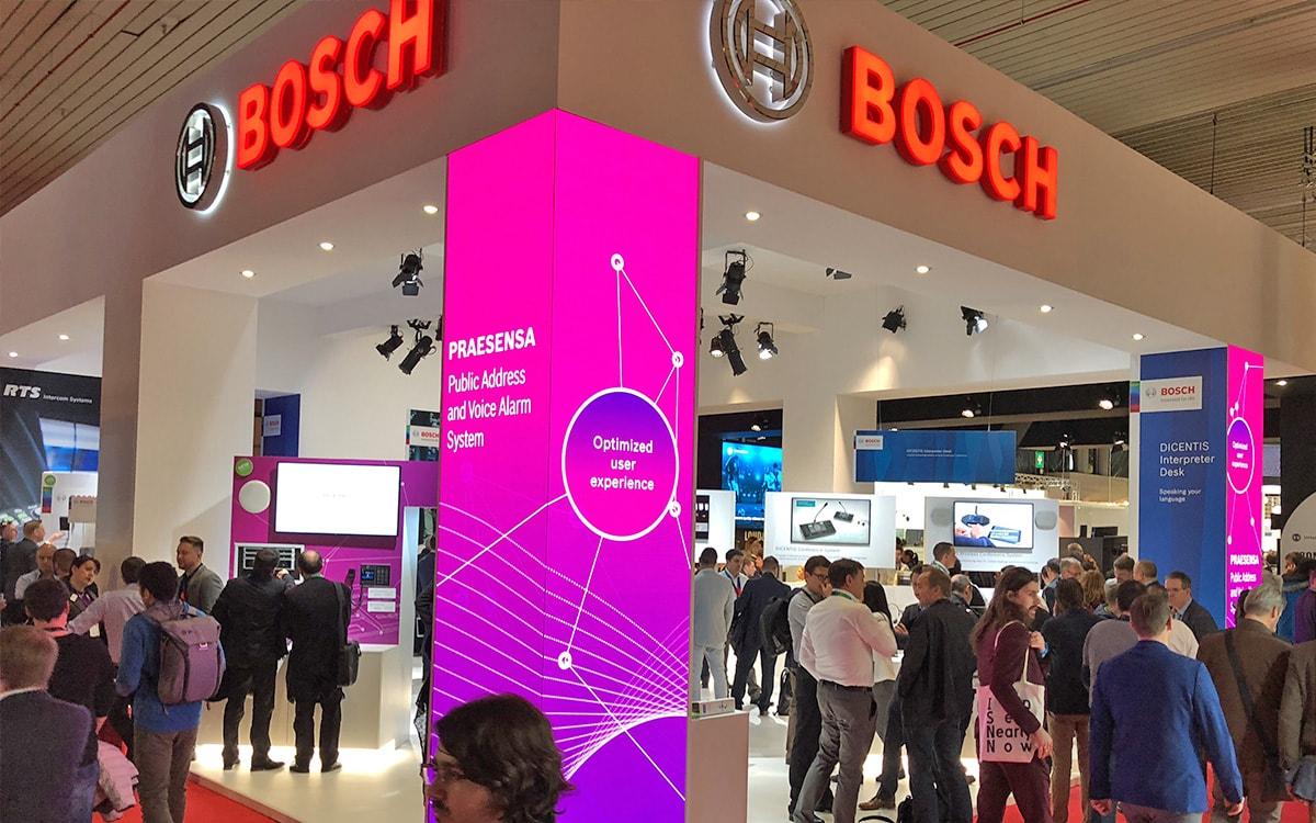 Bosch Dicentis ISE 2018