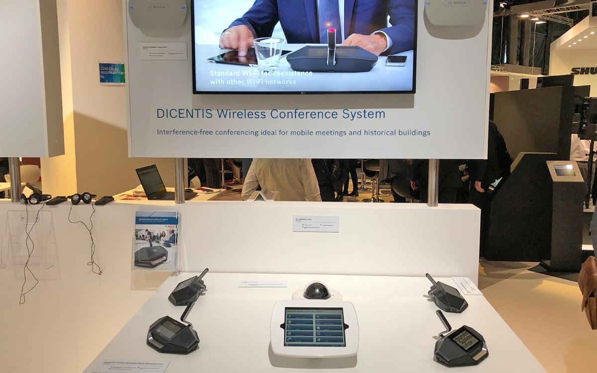 Bosch Dicentis Wireless