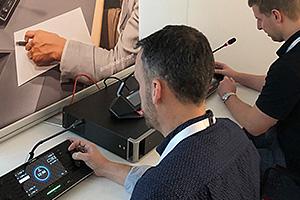 Bosch Dicentis Idesk Testbericht