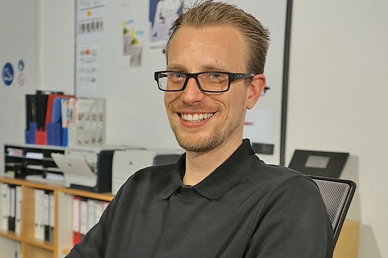 Roland Bauer - PCS GmbH