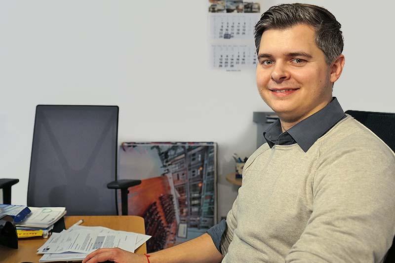 Tim Klatte - PCS GmbH