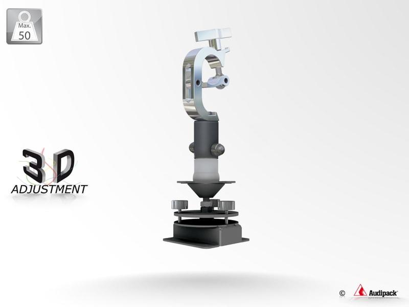 Audipack Projektor Truss Halterung Quick-Release-Plus