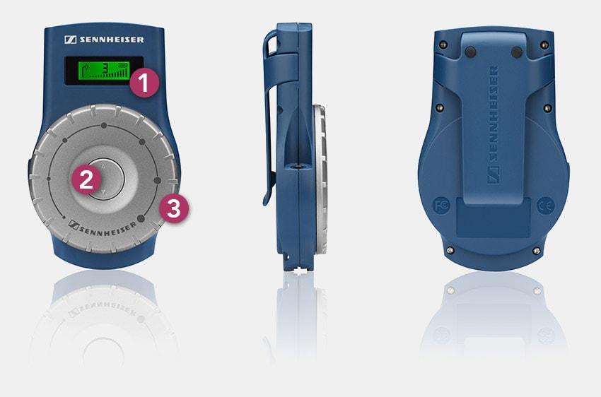 Sennheiser Tourguide kaufen bei PCS Konferenztechnik