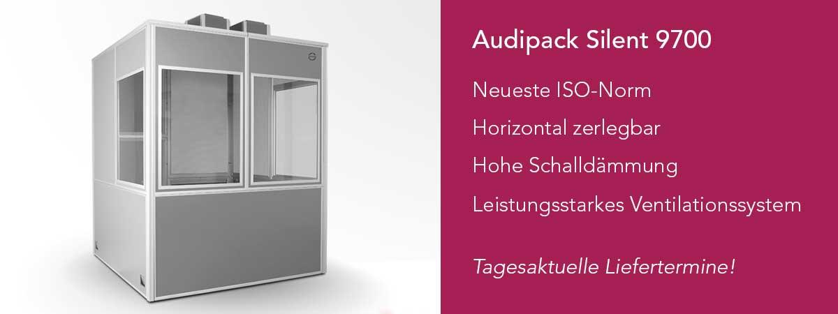 Audipack 9700 kaufen Dolmetscherkabinen bei PCS