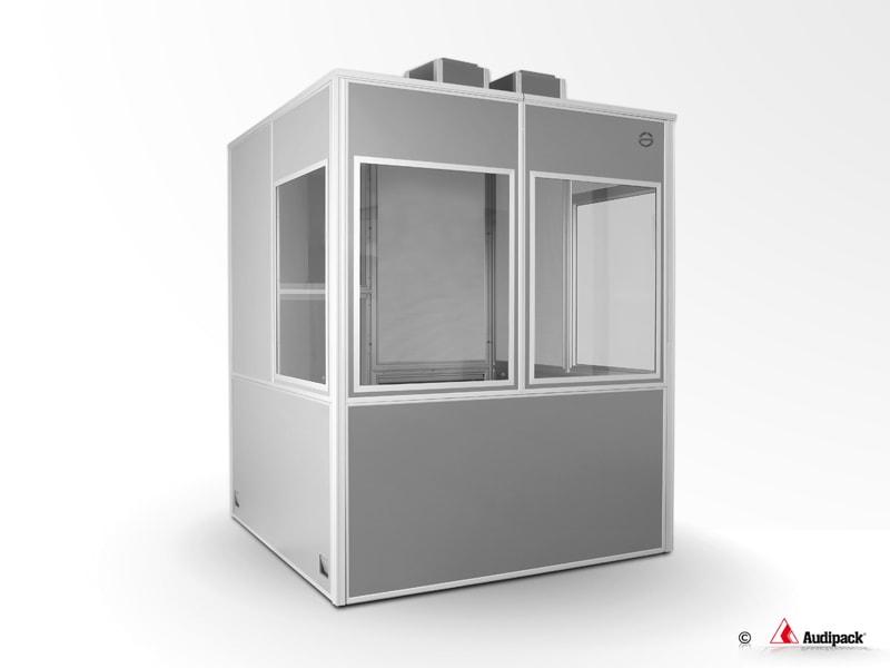 Aaudipack Silent 9700 Dolmetscherkabine