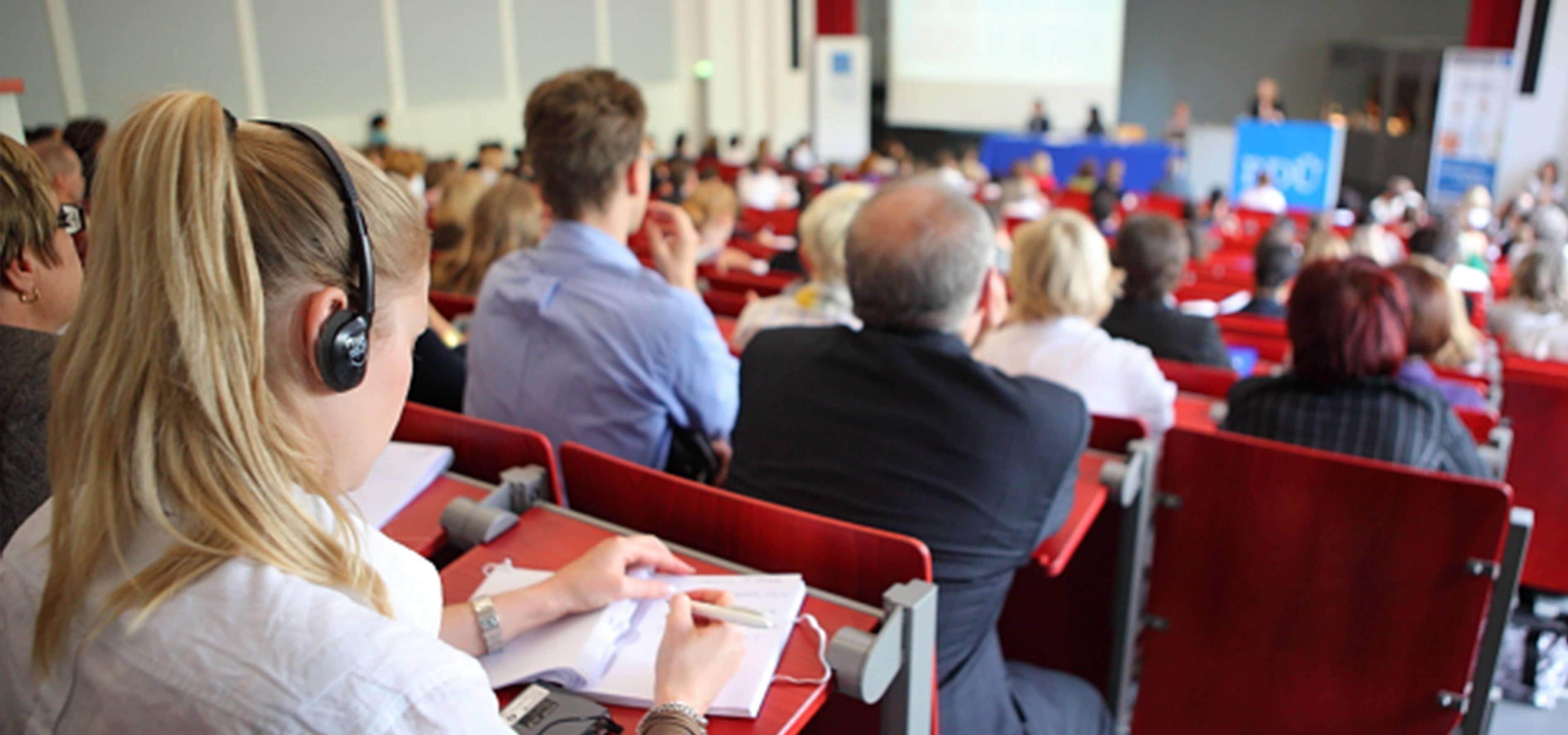 Silent Events und Silent Conferece bei PCS