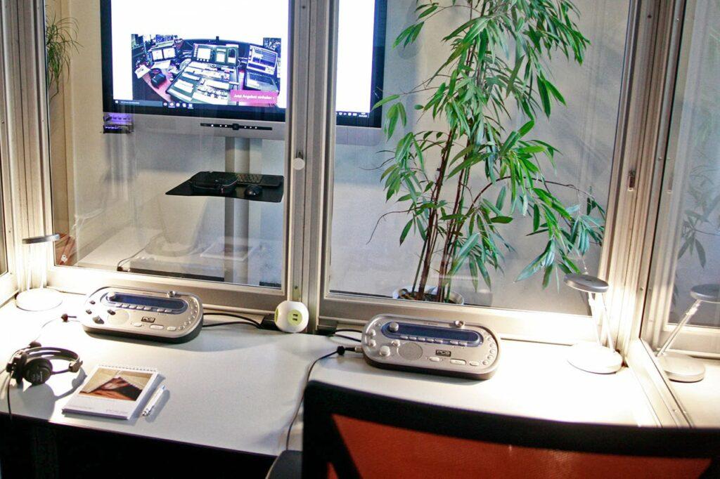 Dolmetscher Hub PCS