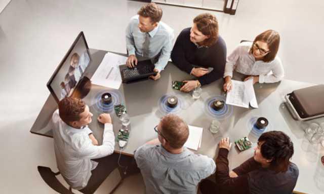 Videokonferenz Lautsprecher mieten
