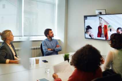 Videokonferenztechnik mieten bei pcs