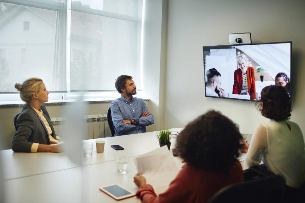 Videokonferenztechnik mieten