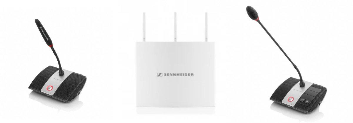 Drahtlose Konferenzsysteme kaufen: Sennheiser adn wireless kaufen