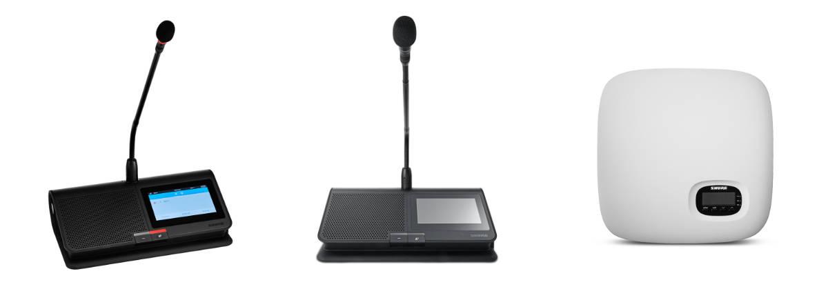 Drahtlose Konferenzsysteme kaufen: shure-mxcw-microflex-complete-wireless-kaufen