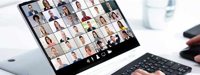 Digitale Events planen und umsetzen